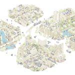 DRF的2030エリアビジョンマップが完成しました